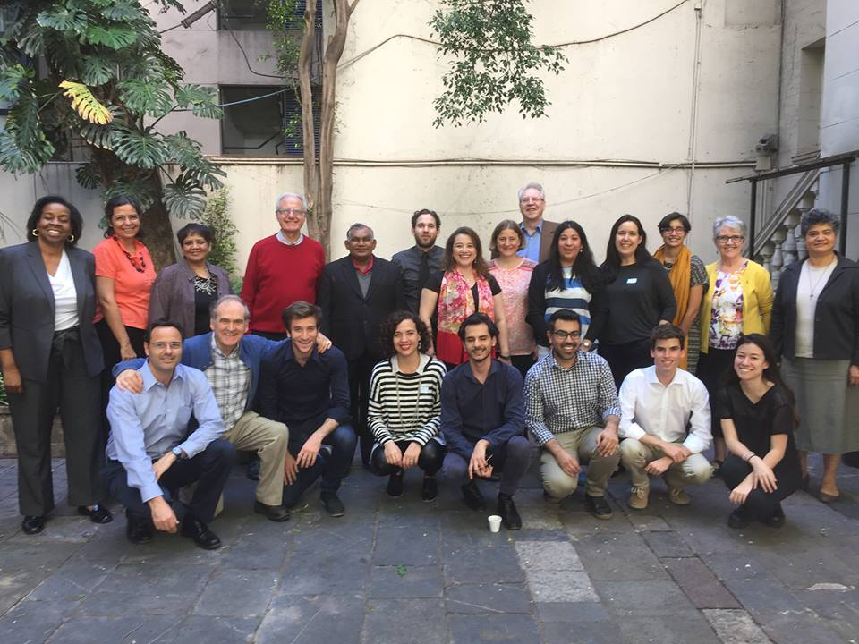 Global Coalition for Social Protection Floors meeting in Buenos Aires, Argentina